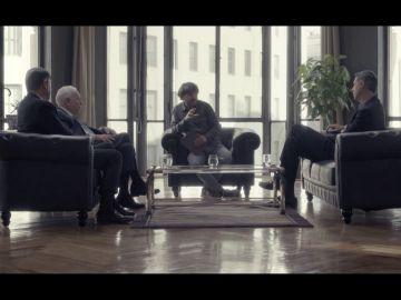José Manuel García-Margallo, Xavier García Albiol y Manuel Pimentel en Salvados