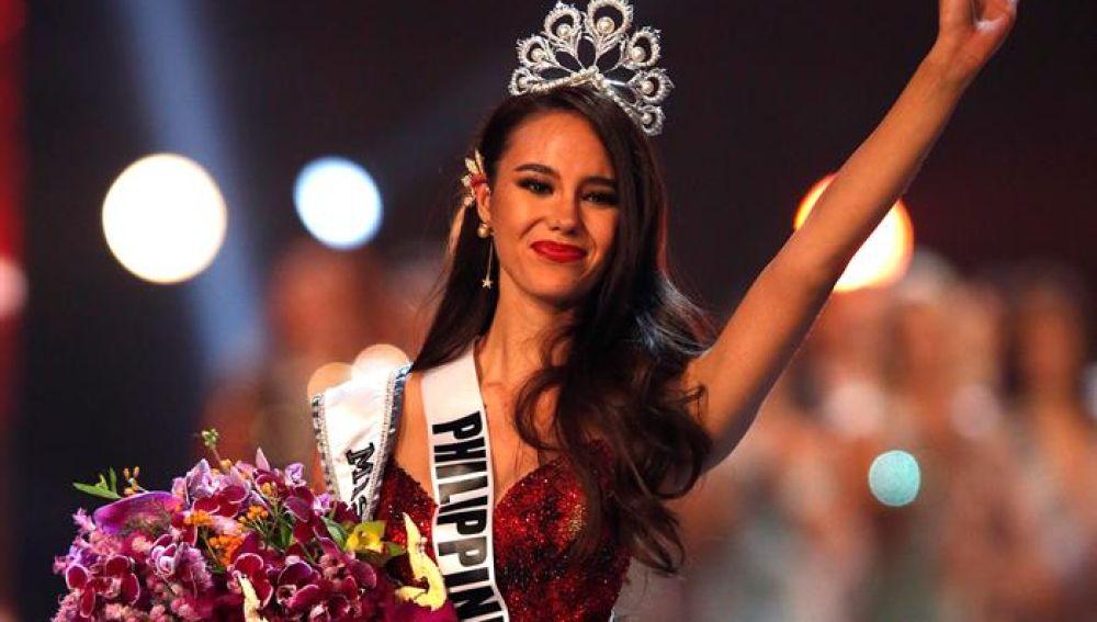 La filipina Catriona Gray, elegida Miss Universo 2018