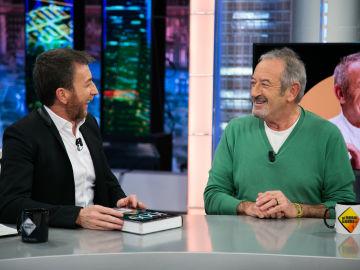 VÍDEO: Karlos Arguiñano recuerda en 'El Hormiguero 3.0' sus momentos más hilarantes del año 1992 en televisión