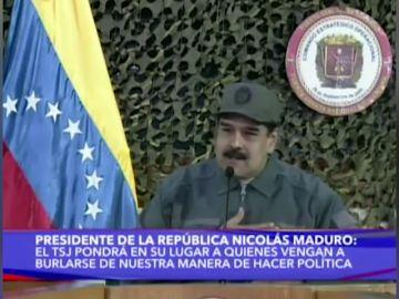"""Maduro: """"He viajado al futuro y he vuelto. Todo saldrá bien en el país"""""""