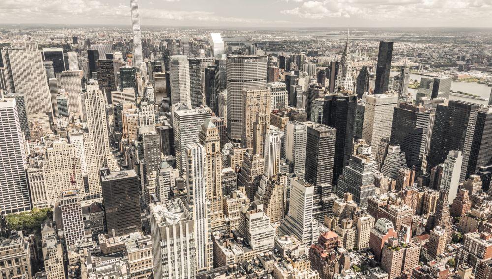Nueva York desde el cielo