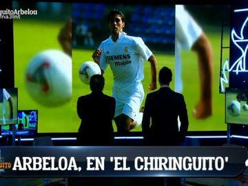 """Álvaro Arbeloa: """"a los jugadores les pagan por entrenar y el entrenador es el que decide si juegas"""""""