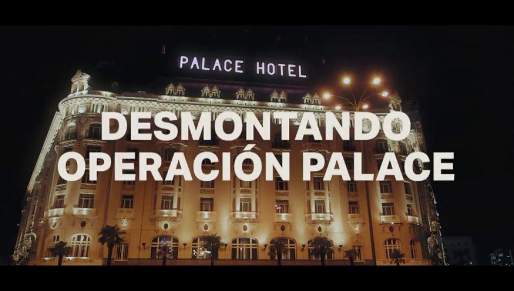 Descubre la verdad de una mentira con estos 10 vídeos de Salvados desmontando Operación Palace en su quinto aniversario