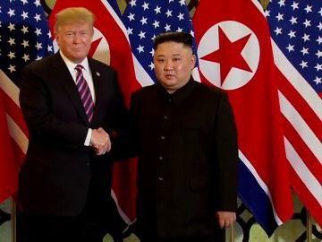 Comienza la segunda cumbre entre Kim Jong-un y Donald trump