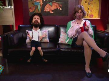 Juan y Damiana repasan los distintos tipos de siesta en 'El Hormiguero 3.0'
