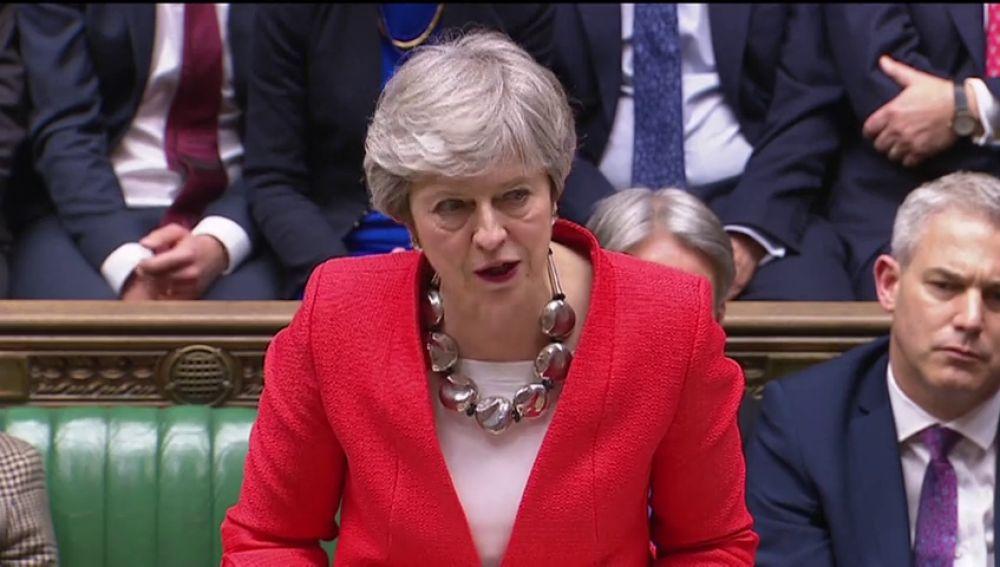 El parlamento británico vota 'No' a la extensión del 'Brexit'