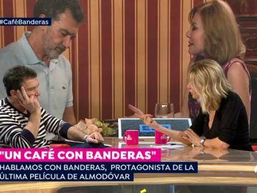 """Antonio Banderas: """"hay un momento en la vida en el que solo cabe la verdad"""""""