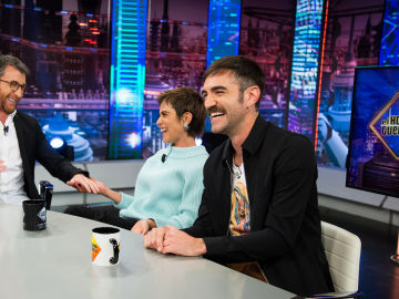 El Hormiguero: Jon Plazaola y María León (13-03-19)