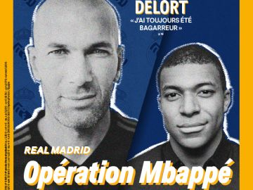'Operación Mbappé' en el Barça