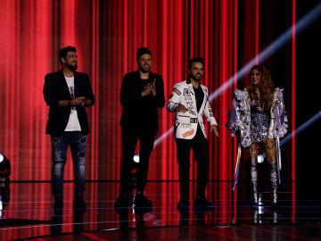 La Voz - Temporada 1 - Programa 23: Semifinal