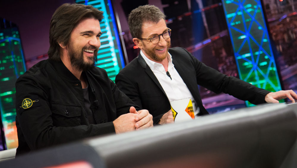 La ciencia completa de Marron con Juanes en 'El Hormiguero 3.0'