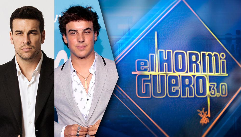 El lunes recibimos en 'El Hormiguero 3.0' a la pareja de hermanos y actores, Mario y Óscar Casas