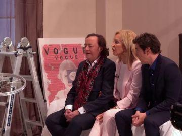 "La visita de la ""divina"" Carmen Lomana y la ""locura"" de la pareja vasca: así es el making of del segundo programa"