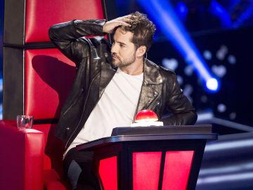 El miércoles en las Audiciones a ciegas de 'La Voz: ritmo, arrepentimiento y emoción desbordada