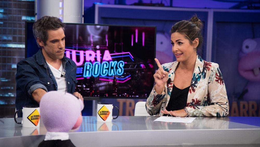 """Nuria Roca recibe un """"inquietante"""" email de un compañero de 'El Hormiguero 3.0'"""