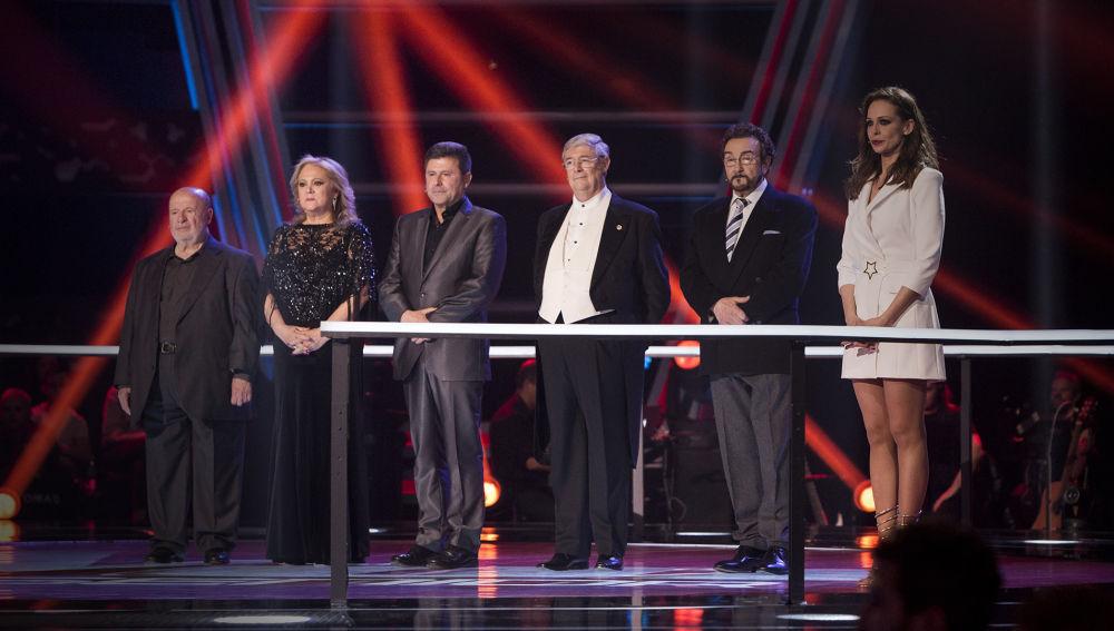 La Voz Senior 2019 - Asaltos 1 - David Bisbal escoge a los talents semifinalistas de 'La Voz Senior'