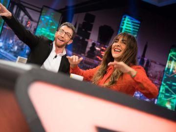 Candela Peña revela en 'El Hormiguero 3.0' en qué trabajaría si no fuera actriz