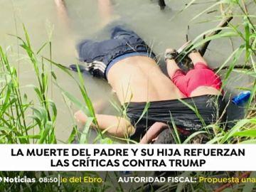 Trump mantiene la dureza de sus medidas contra la inmigración ilegal