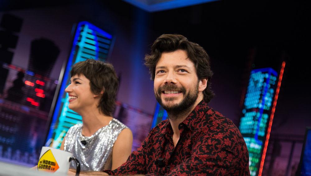 Revive la entrevista completa de Álvaro Morte y Úrsula Corberó en 'El Hormiguero 3.0'