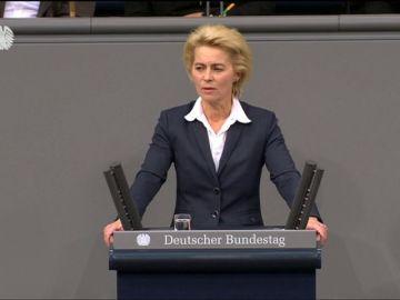 Ursula Von der Leyen, la primera mujer al frente de la Comisión Europea