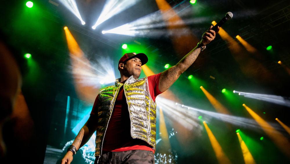 Don Omar llena el Starlite de ritmo y baile