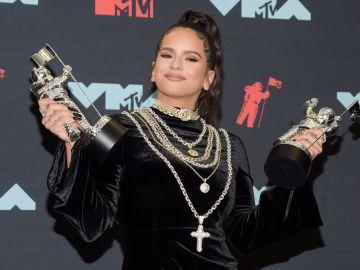 Rosalía gana el MTV al 'Mejor Vídeo Latino' y 'Mejor Coreografía'