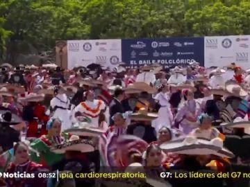 Guadalajara acoge el mayor evento de mariachis del mundo