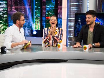 Ana Guerra explica en 'El Hormiguero 3.0' su peculiar anécdota con un dron grabando el videoclip de Sayonara