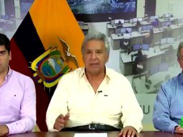 El Gobierno de Ecuador y los indígenas se abren a negociar: Lenín Moreno revisará el decreto que eliminó la subvención a los carburantes