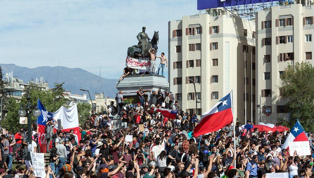 Chile renuncia a celebrar la Cumbre del Clima