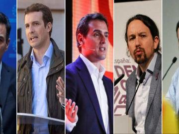 Antena 3 Noticias Fin de Semana (02-11-19) Arranca la campaña electoral más corta