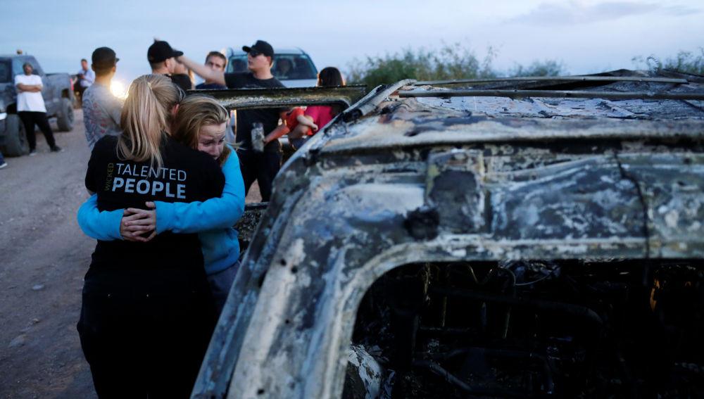 Ataque a una familia de mormones en México