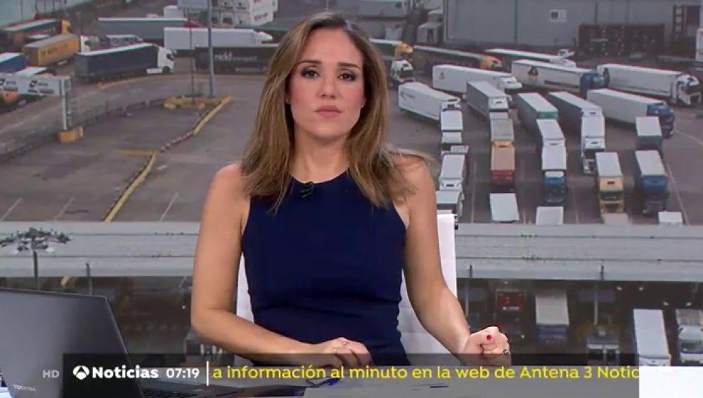 Un buque de carga holandés transportaba a 26 inmigrantes