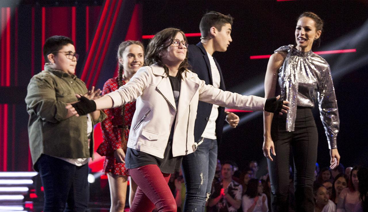 La Voz Kids 2019 - Temporada 1 - Melendi elige a su primer finalista | Semifinal