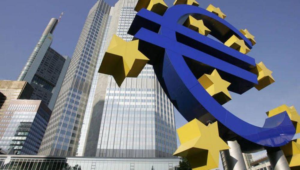 El Banco Central Europeo, situado en Alemania