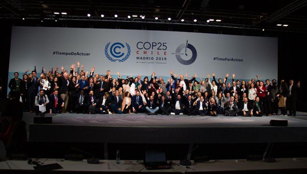 Las ultimas horas de la cumbre del clima se viven con tension
