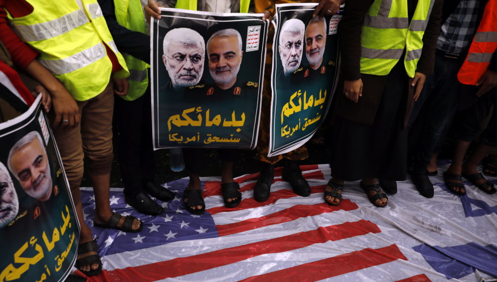 Tensión en Irán tras el asesinato de Soleimaní