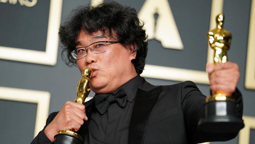 Bong Joon-ho arrasa con 'Parásitos' en los Oscar