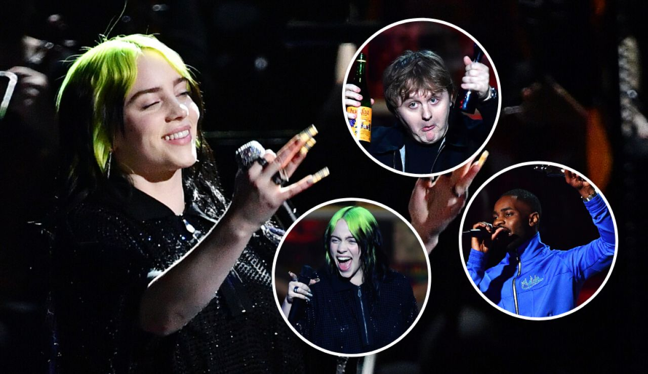 Brit Awards 2020 - Billie Eilish, Lewis Capaldi o Dave, los protagonistas