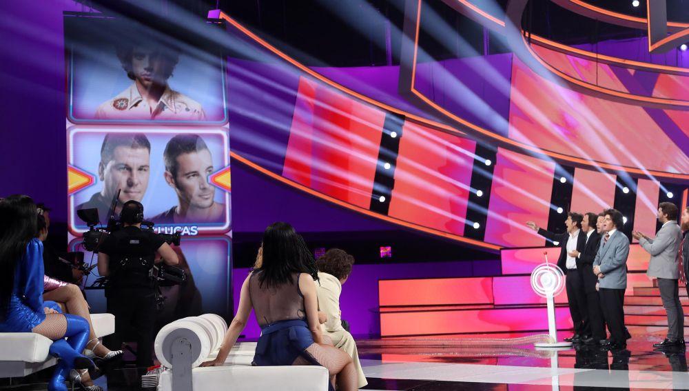 Vanesa Martín, Maroon 5 y Andy y Lucas, entre las imitaciones de la décima gala de 'Tu cara me suena'