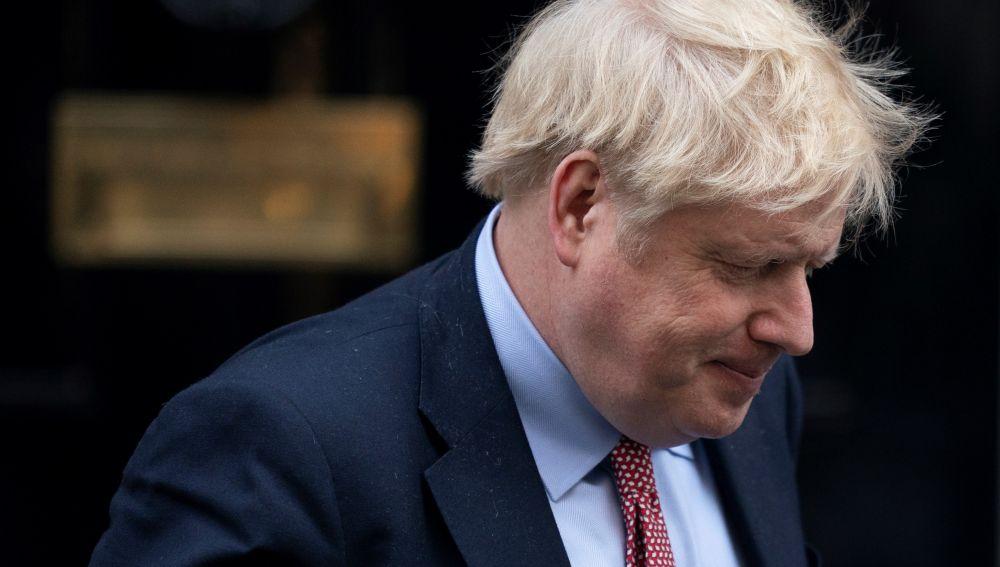Boris Johnson (Archivo)