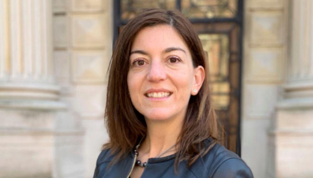 La epidemióloga española María Lahuerta, especialista en enfermedades infecciosas