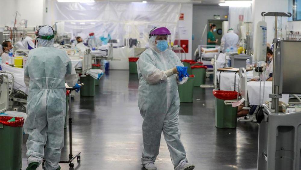 LaSexta Noticias Fin de Semana (11-04-20) España suma 510 muertes en un día y la cifra de contagios aumenta a más de 161.850
