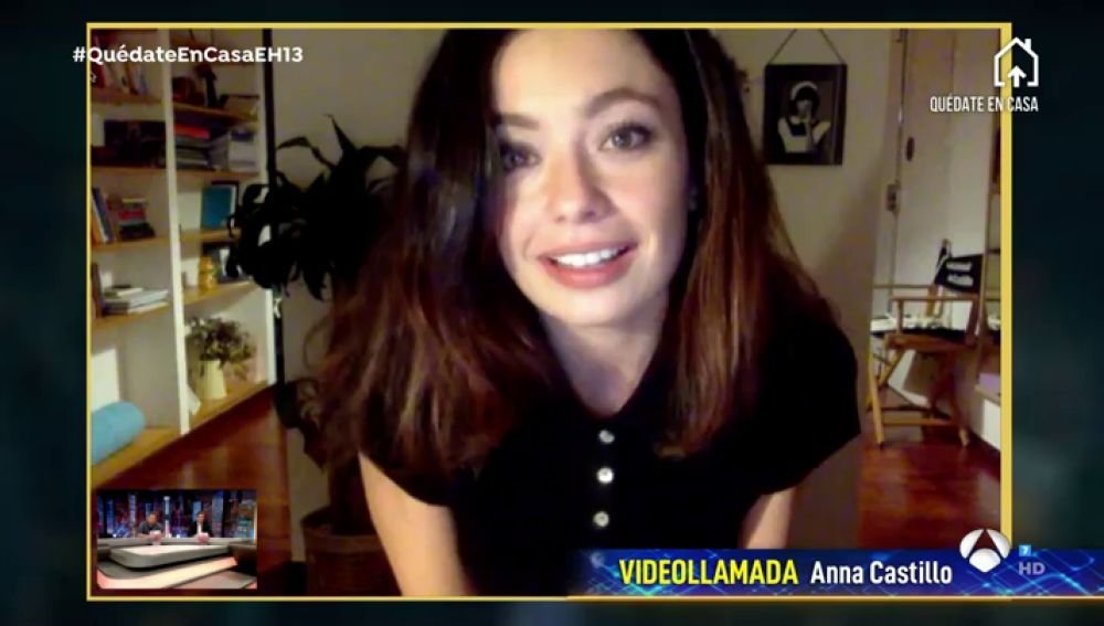 ETV completa Anna Castillo