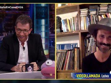 Leiva y Rudy Fernández