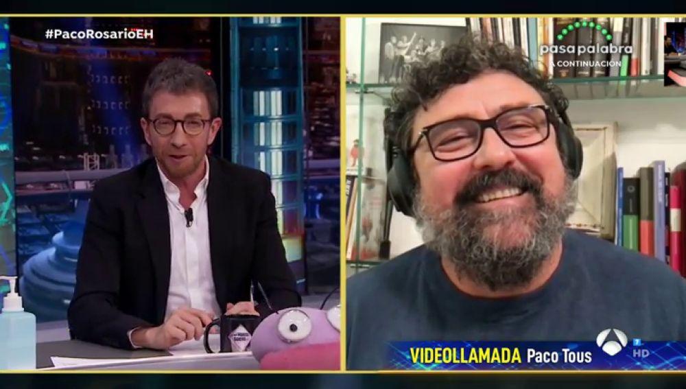 Exclusiva: Paco Tous confirma en 'El Hormiguero 3.0' el regreso de 'Los hombres de Paco'