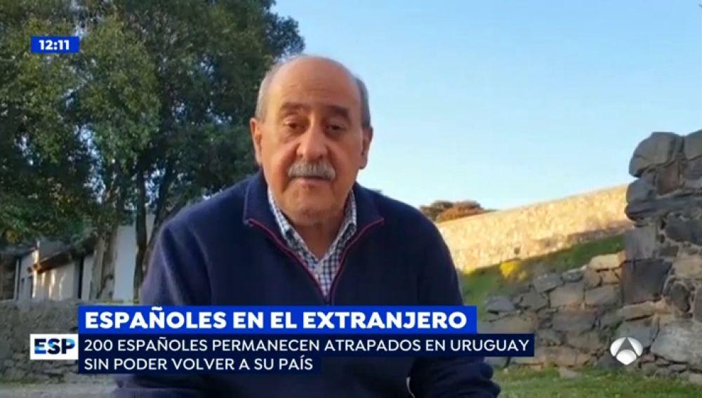 200 españoles permanecen atrapados en Uruguay sin poder volver a su país