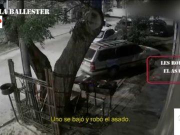 El robo del asado en Argentina, en 'Zapeando'