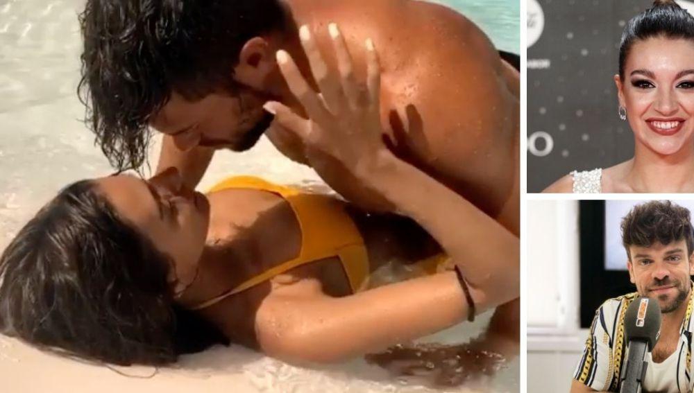 Ana Guerra y Ricky Merino