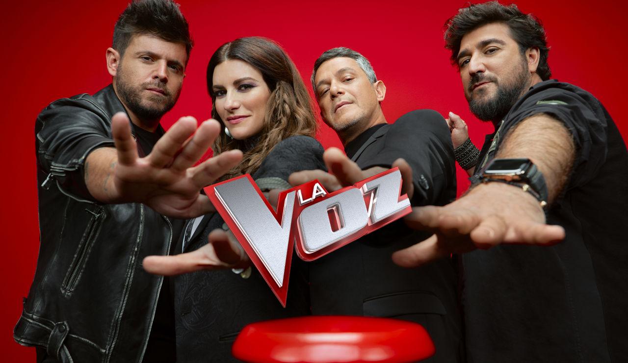 La voz - ¡Este viernes vuelve el espectáculo!